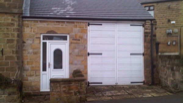 Front Photo of Stone Built Extension